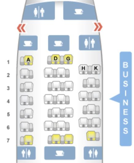 Aer Lingus Direct Routes From The U S Plane Types