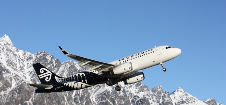 Air New Zealand Plane