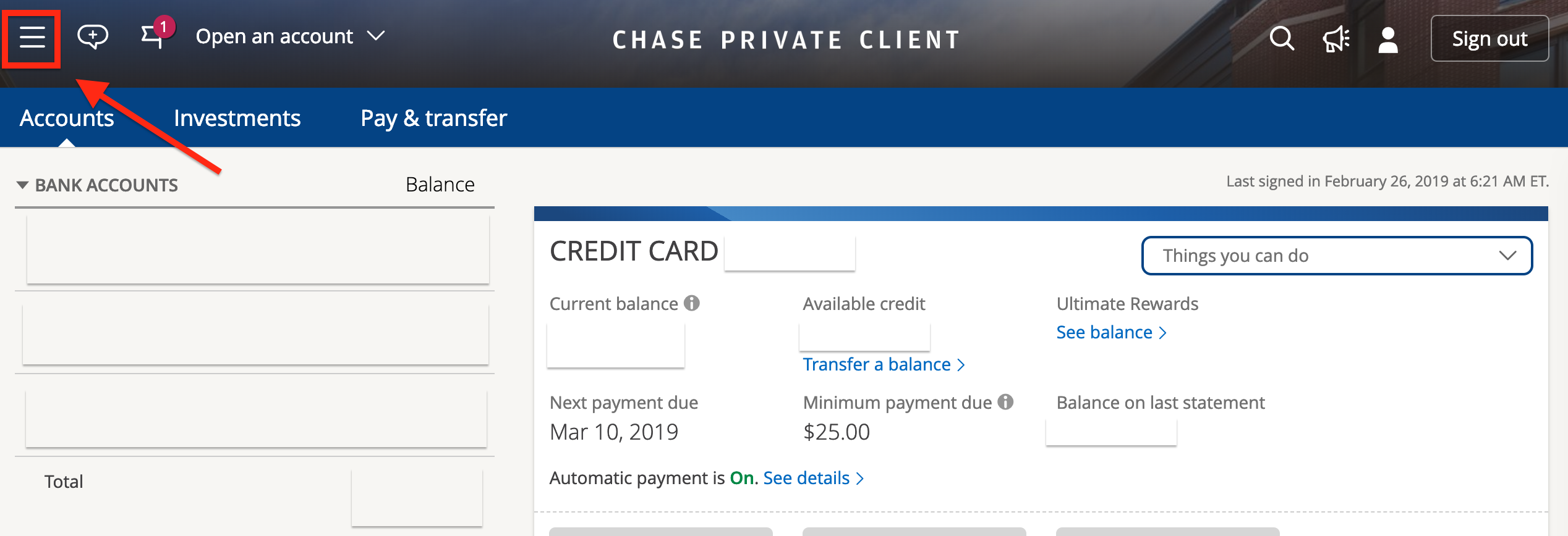 How To Setup a Chase Travel Notice for Your Credit Cards [2019]