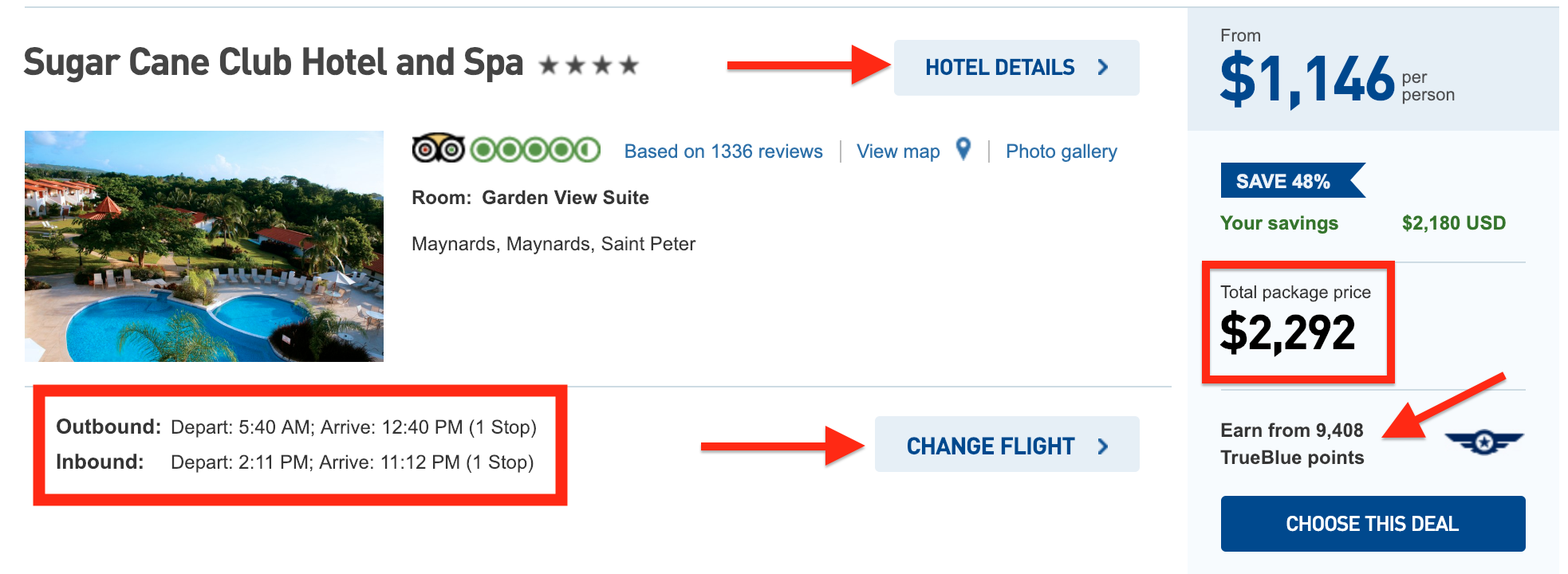 Ultimate Guide to Maximizing Jetblue Getaways & Vacations [2019]