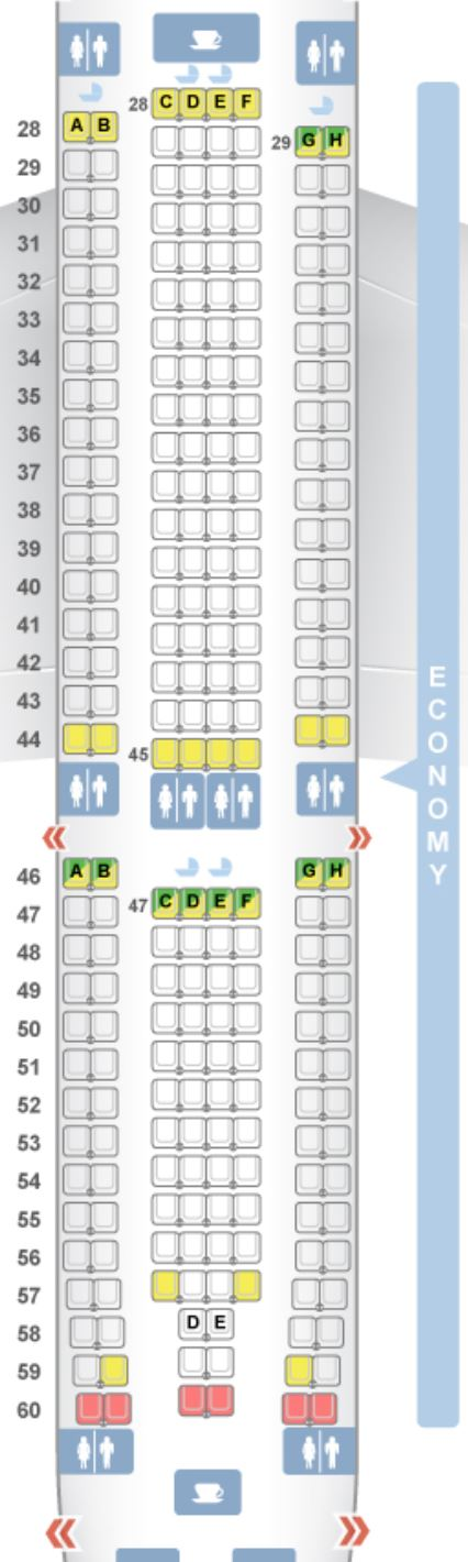 Korean Airlines Airbus A Seat Map on korean airlines planes, singapore airlines a380 seat map, korean airlines 388 airbus, korean air a380-800 seating-chart, korean airlines 777 seat map, korean air a380 layout, korean airlines a380 routes, asiana a380 seat map, korean air airbus a380,