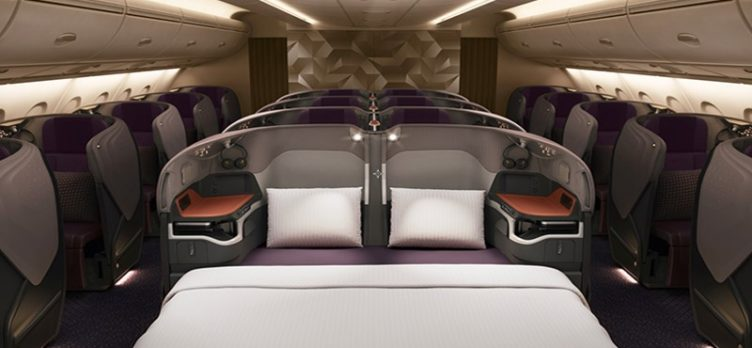 The 25 Best International Business Class Airlines In The