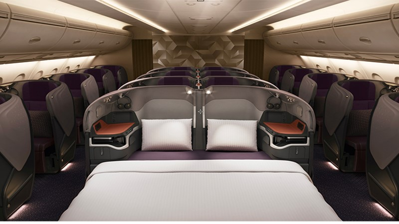 The 25 Best International Business Class Airlines in the ...