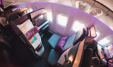 Qatar Airways Boeing 777 Qsuite Business Class