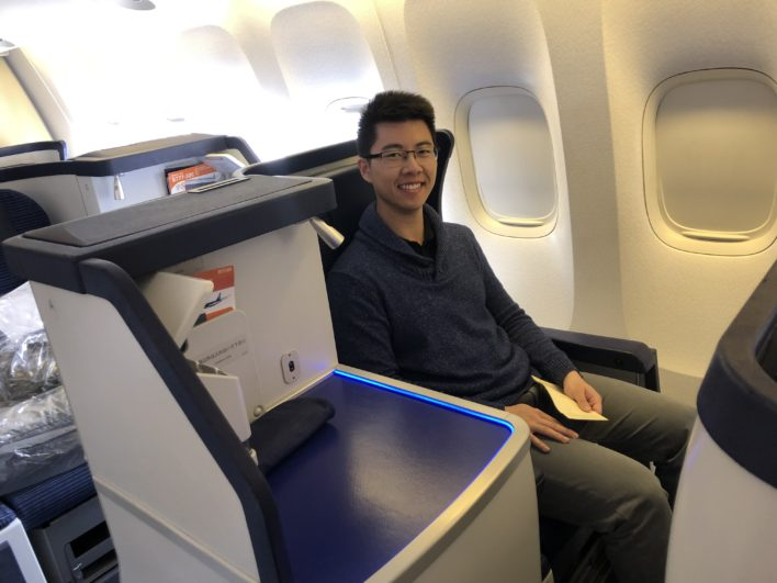 Ana 777 Business Class Review Los Angeles To Tokyo 2019