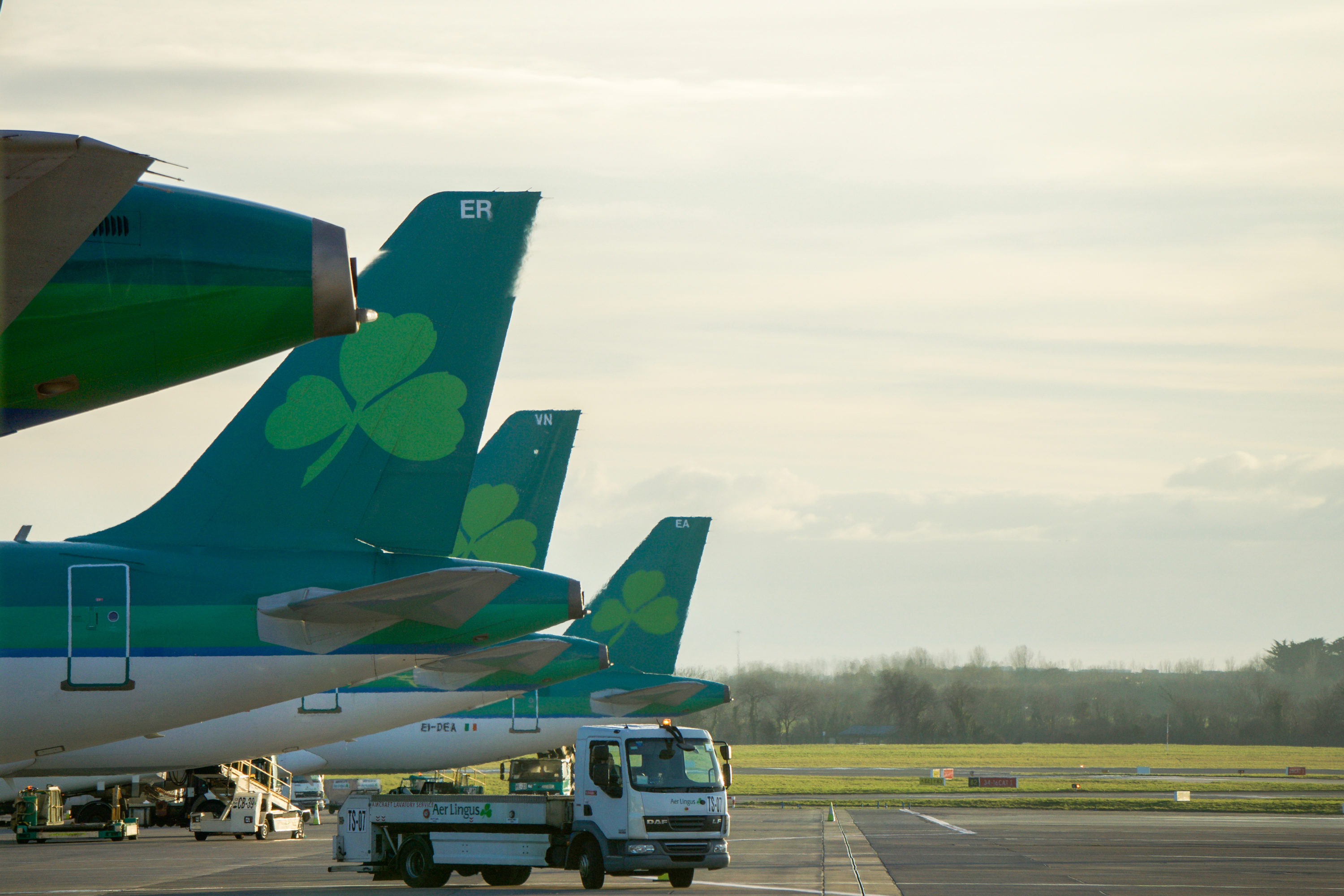 Aer Lingus\' Direct Routes from The U.S. [Plane Types & Seat Options]