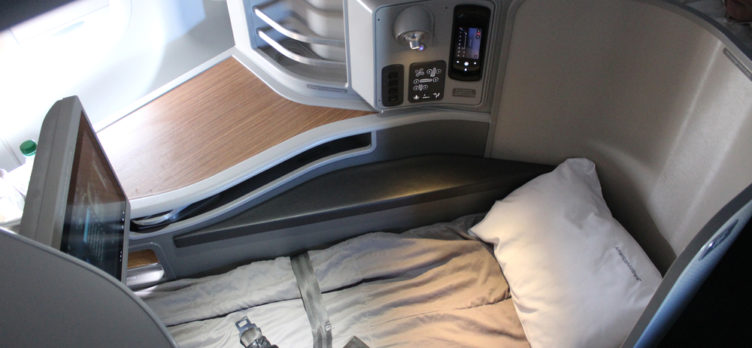 American Airlines Flagship First Class