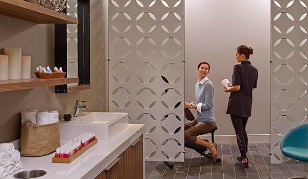 AMEX Centurion Lounge Spa