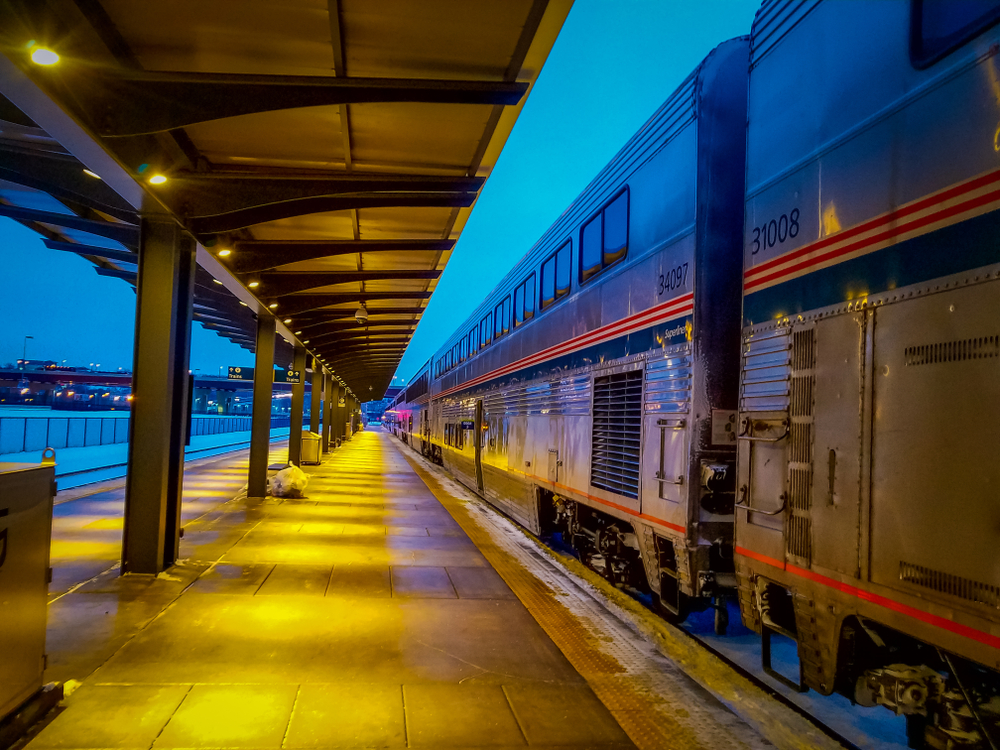 Ultimate Guide To Amtrak Guest Rewards Select Plus Status