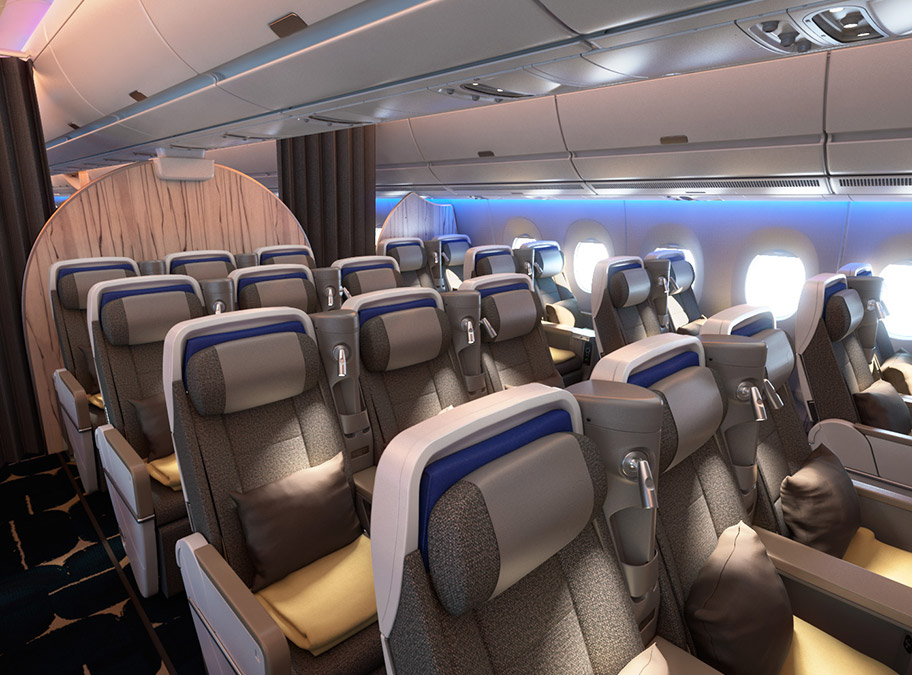China Airlines Direct Routes From The U.S. [Plane & Seat Options] on