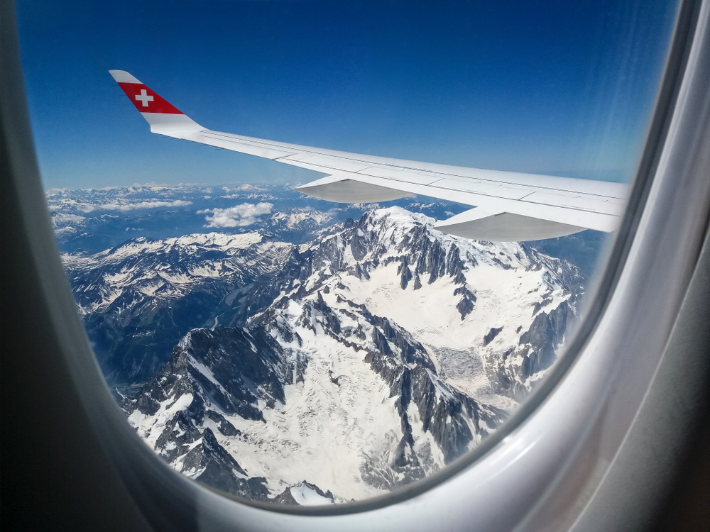 The Definitive Guide to Swiss Air Lines U.S. Routes [Plane ...
