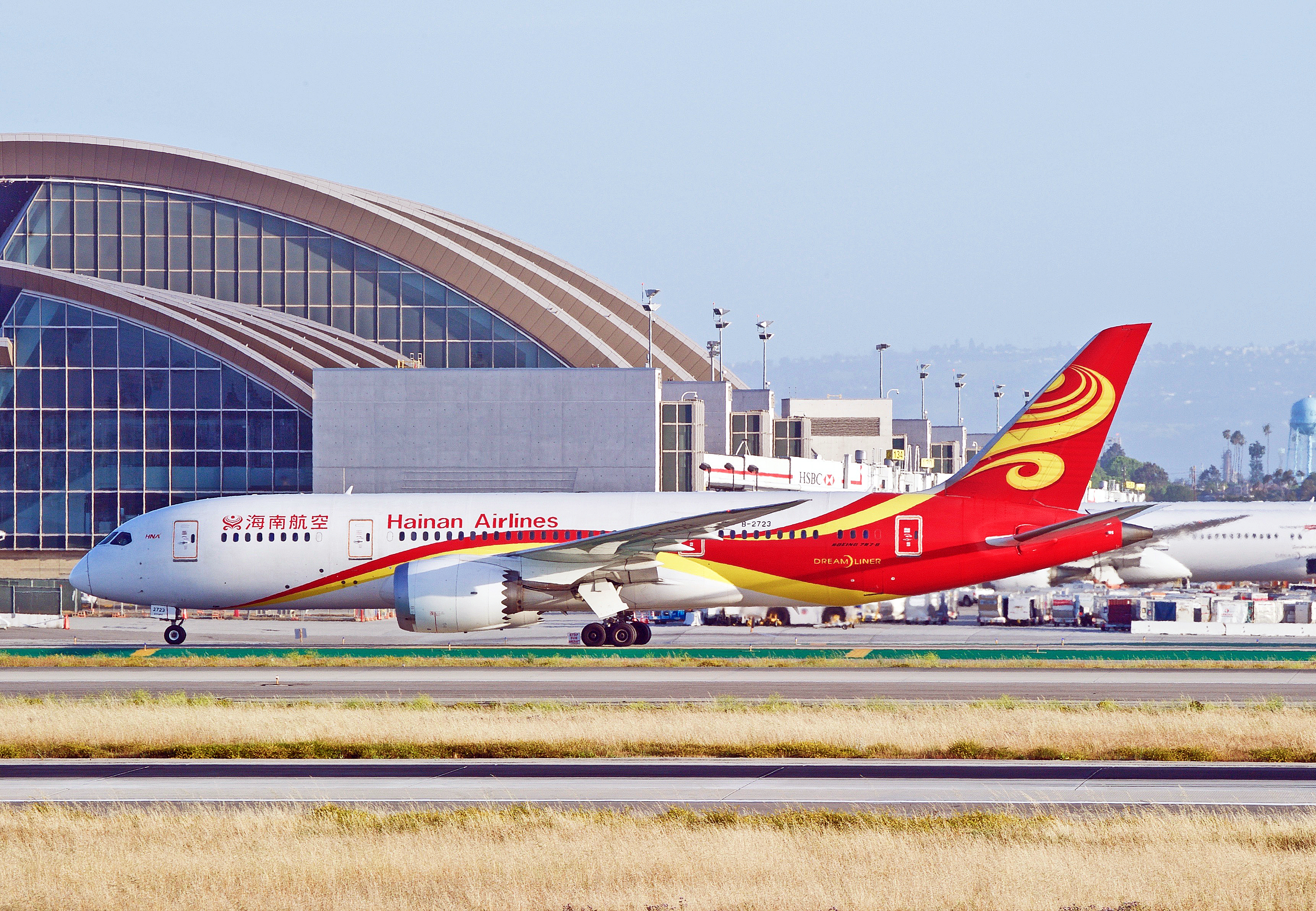 The Definitive Guide to Hainan Airlines U.S. Routes [Plane ...