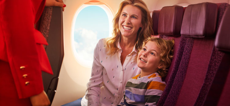 Virgin Atlantic Economy Classic