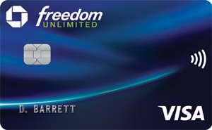 Chase Freedom Unlimited® Card Review