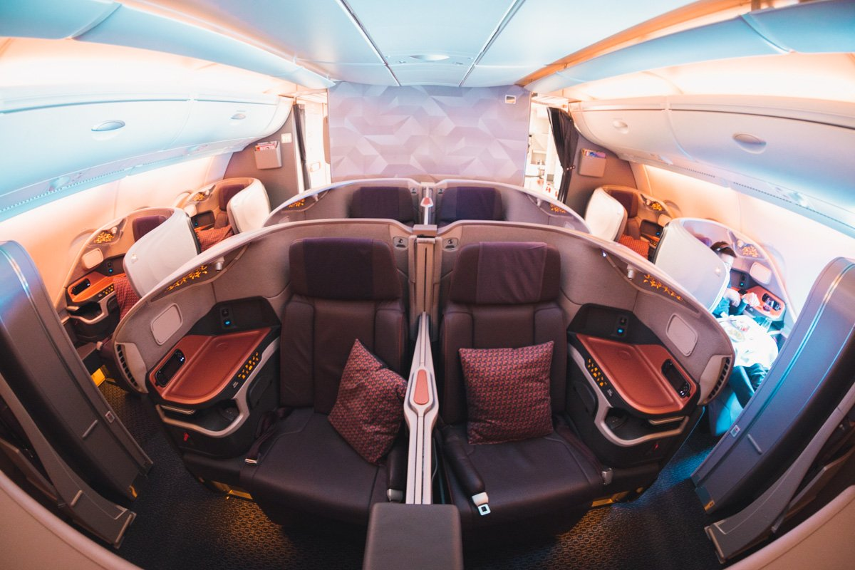 Best Ways To Book Singapore Airlines Business Class With ...
