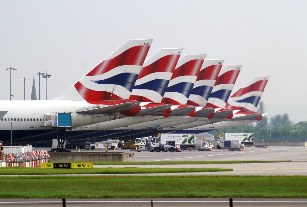 British Airways\' Direct Routes from The U.S. [Plane Types ...