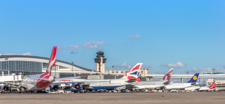 Dallas Fort Worth International Airport Airlines