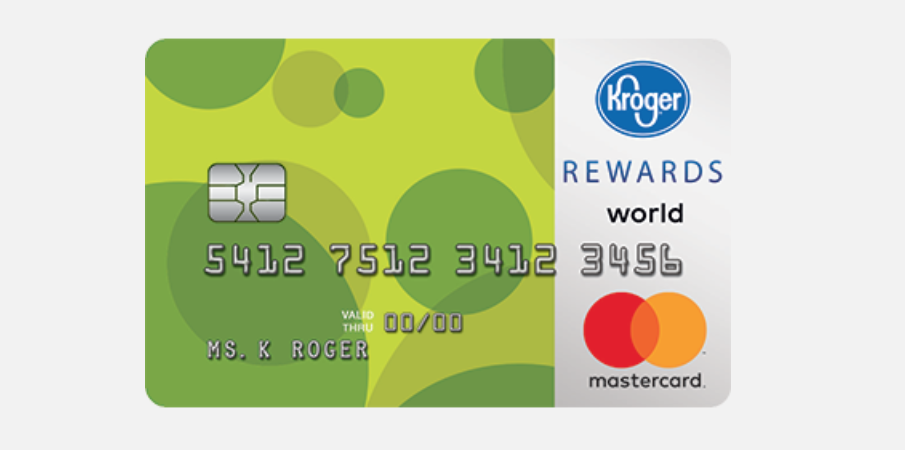 The Kroger 1-2-3 REWARDS® World Mastercard® at a Glance