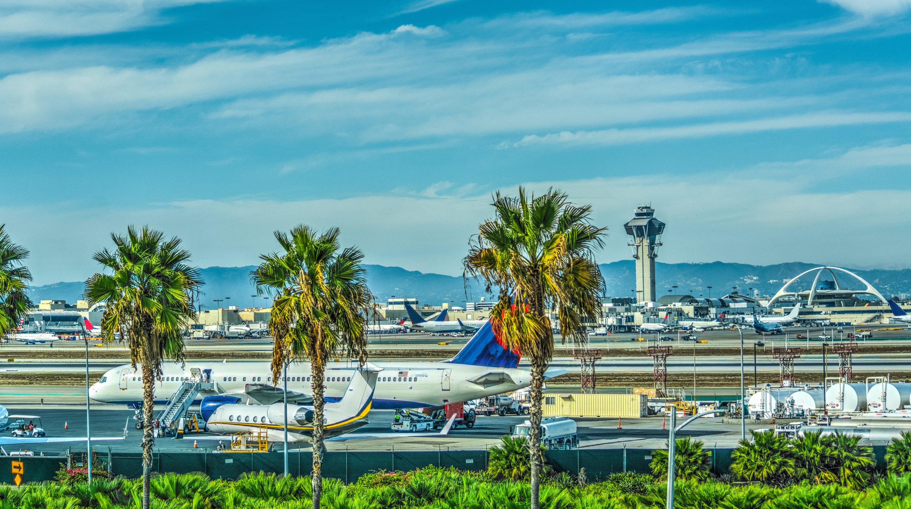 Los Angeles International Airport - What Travelers Need To