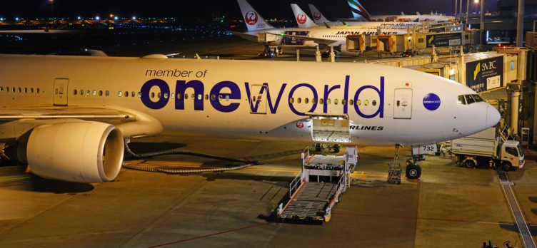Oneworld Plane
