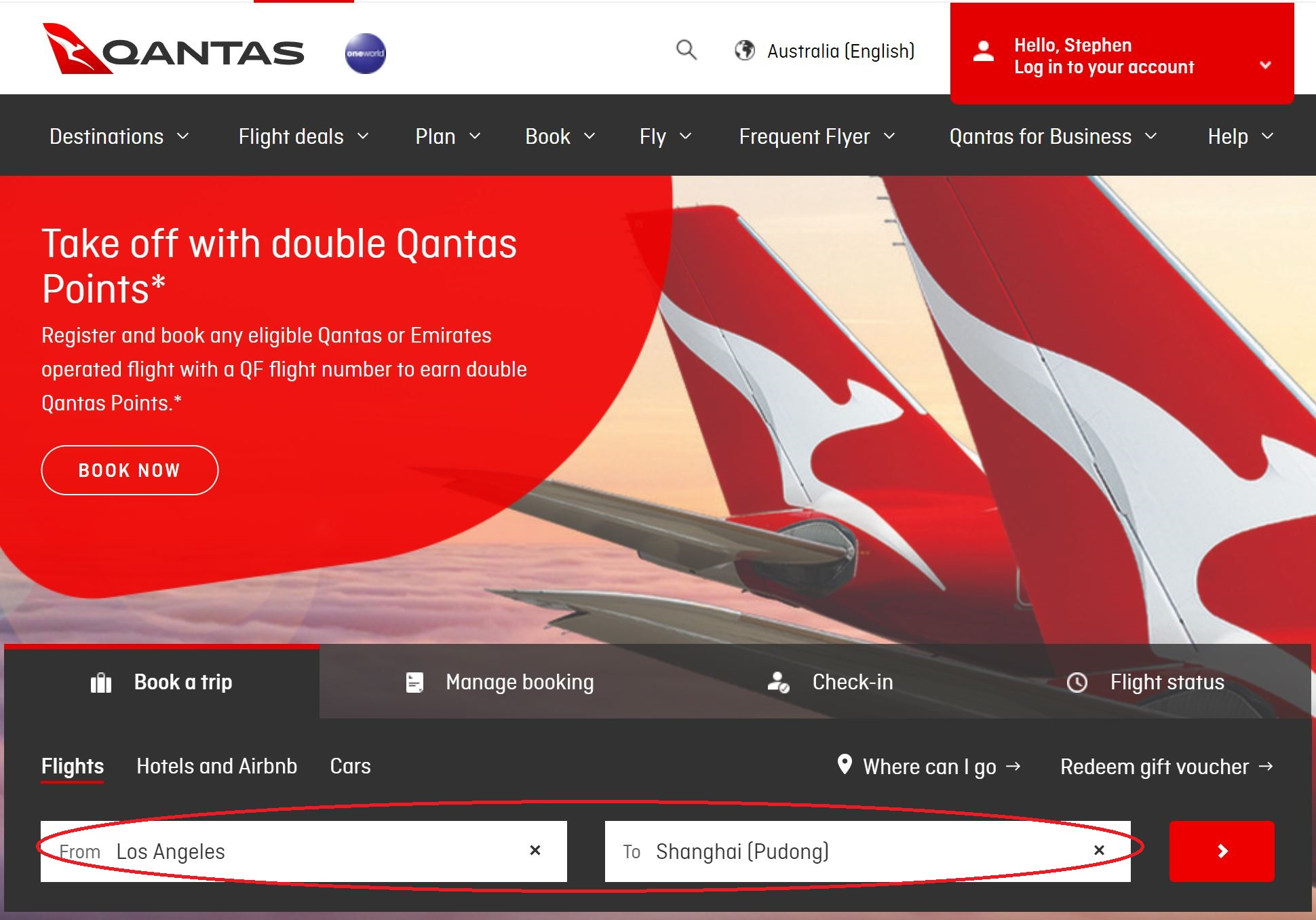 The Best Ways to Search for Oneworld Award Availability