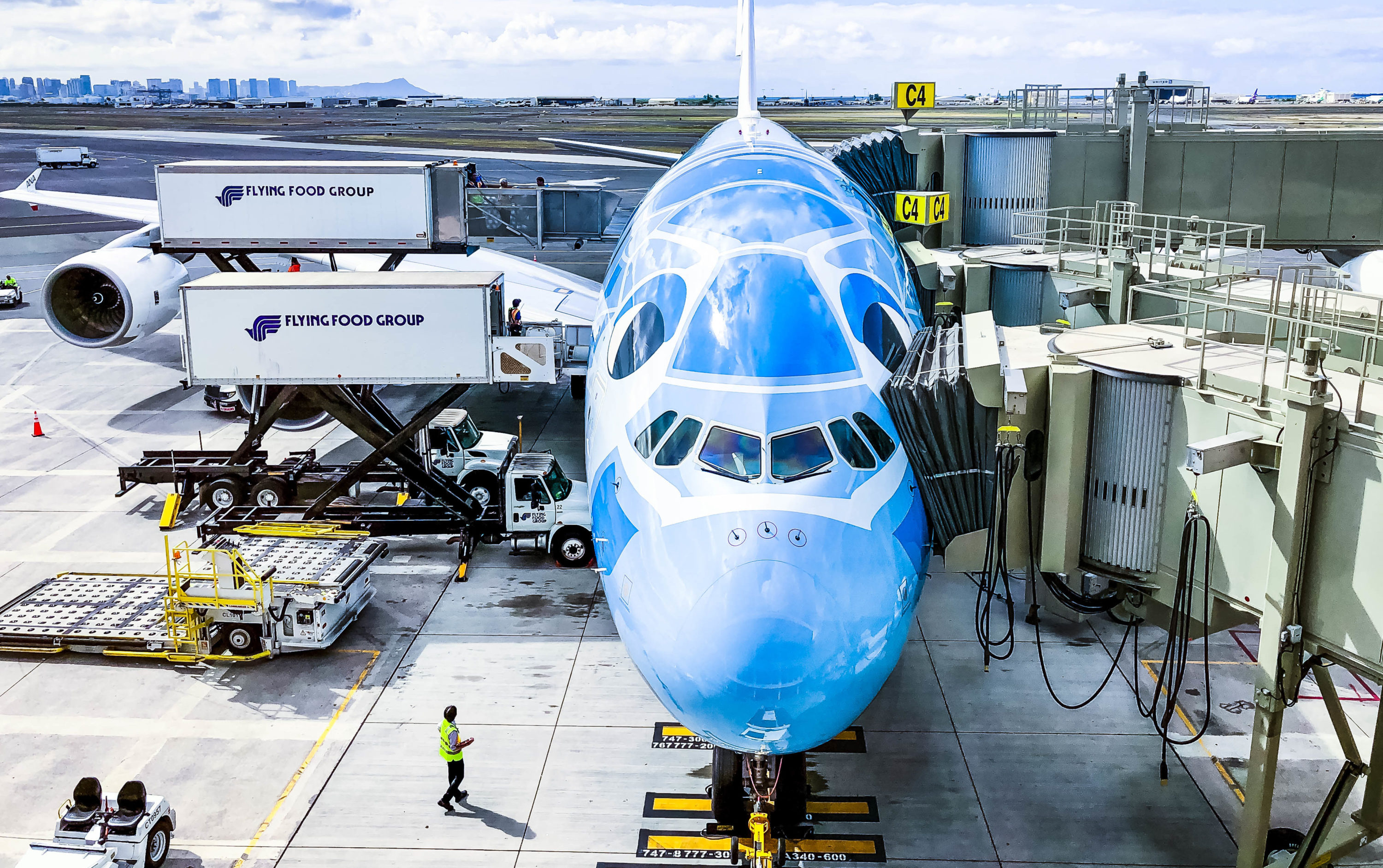 Ana S Inaugural A380 Flying Honu First Cl Review 75 Pics