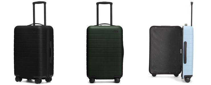 38672304b4df Away Travel Carry-On Luggage Review - Worth Buying? [2019]