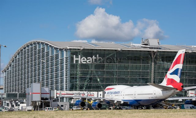 How to Get Between Terminals at London Heathrow Airport [LHR]