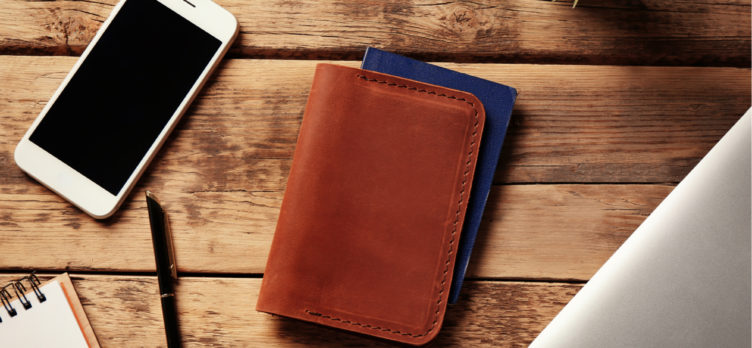 Passport Cover and Holder