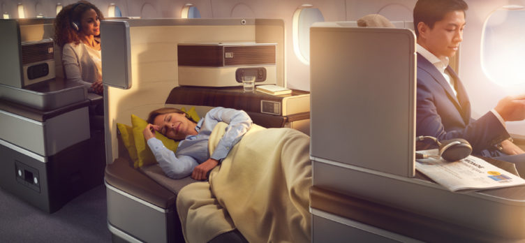 TAP Portugal a330-900neo business class