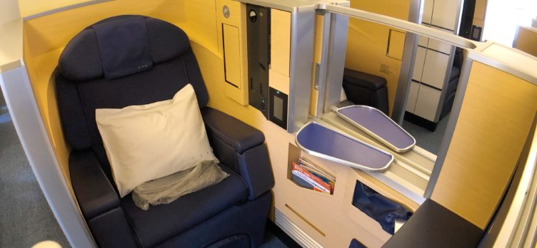 ANA First Class, Boeing 777