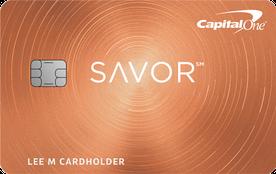 Capital One® Savor® Rewards Card — Full Review [2021]
