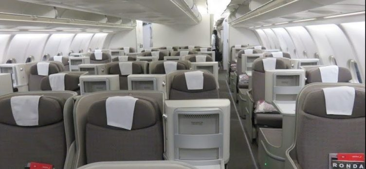 iberia s direct routes from the u s plane types seat options plane types seat options