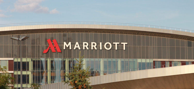 Marriott Hotel in Minsk, Belarus