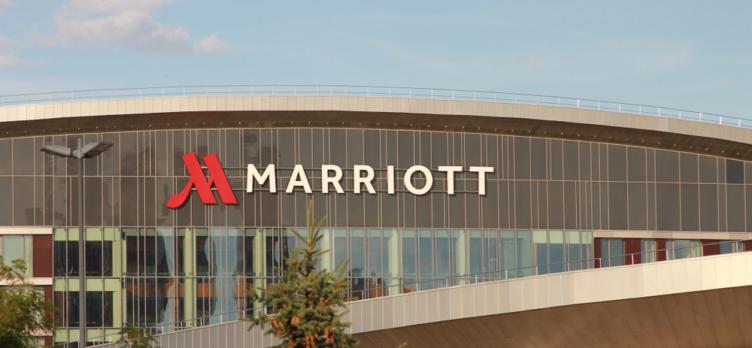 Marriott Hotel in Minsk, Belarus