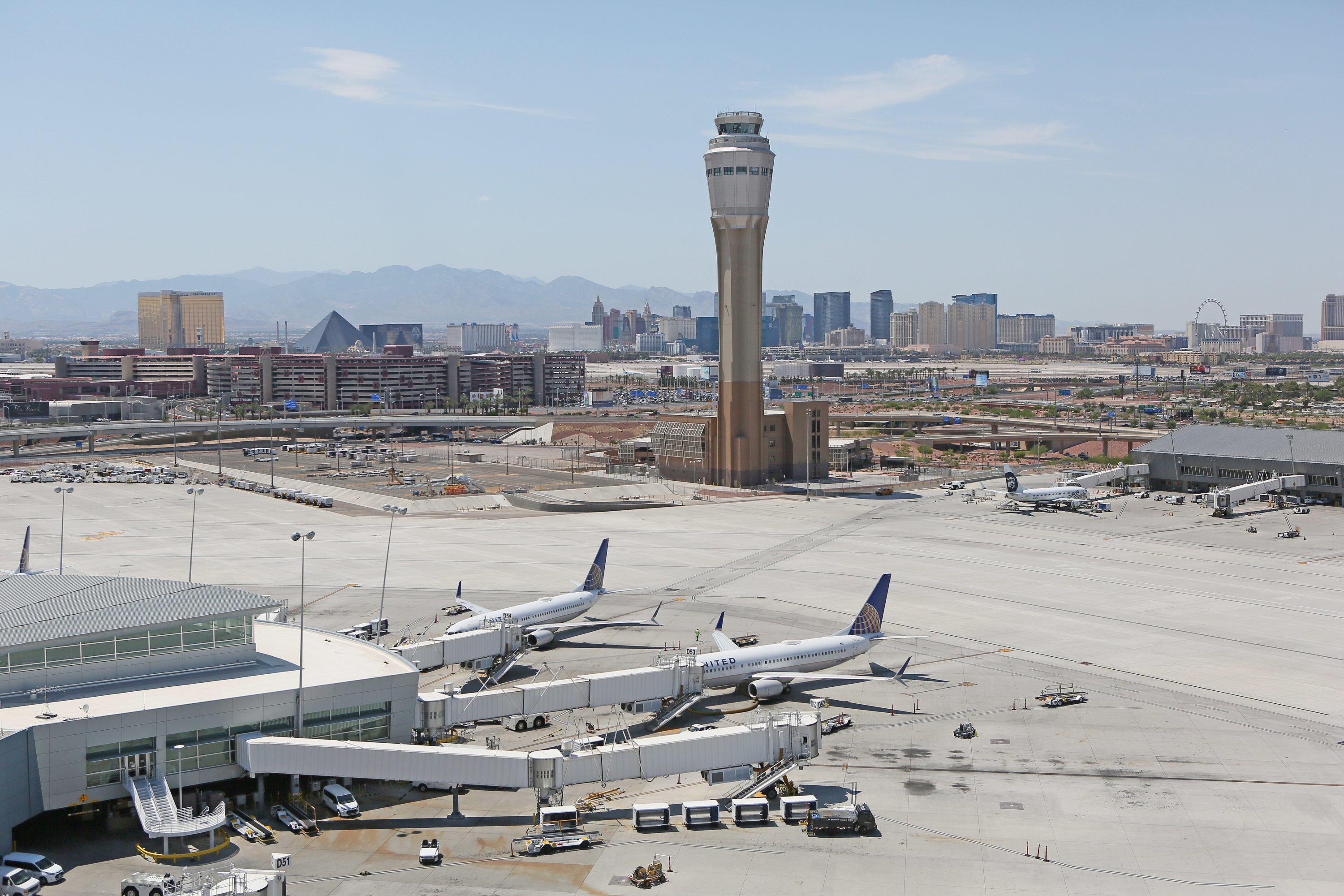 Mccarran International