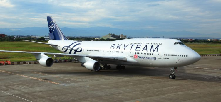 SkyTeam Alliance China Airlines