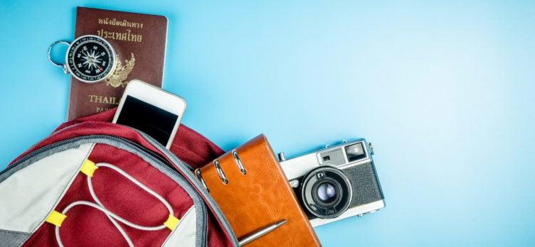 Travel Backpack Sling Bag