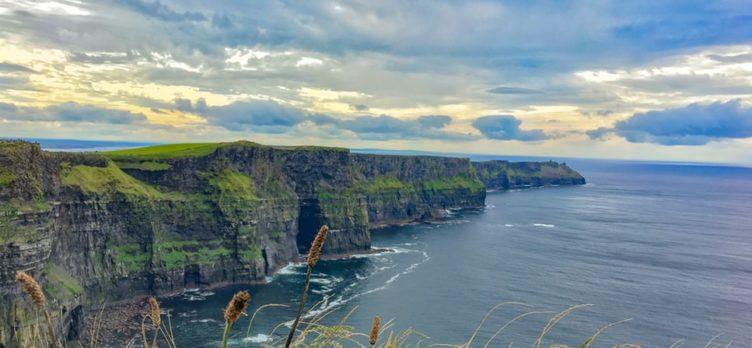 Burren Way Clare Ireland