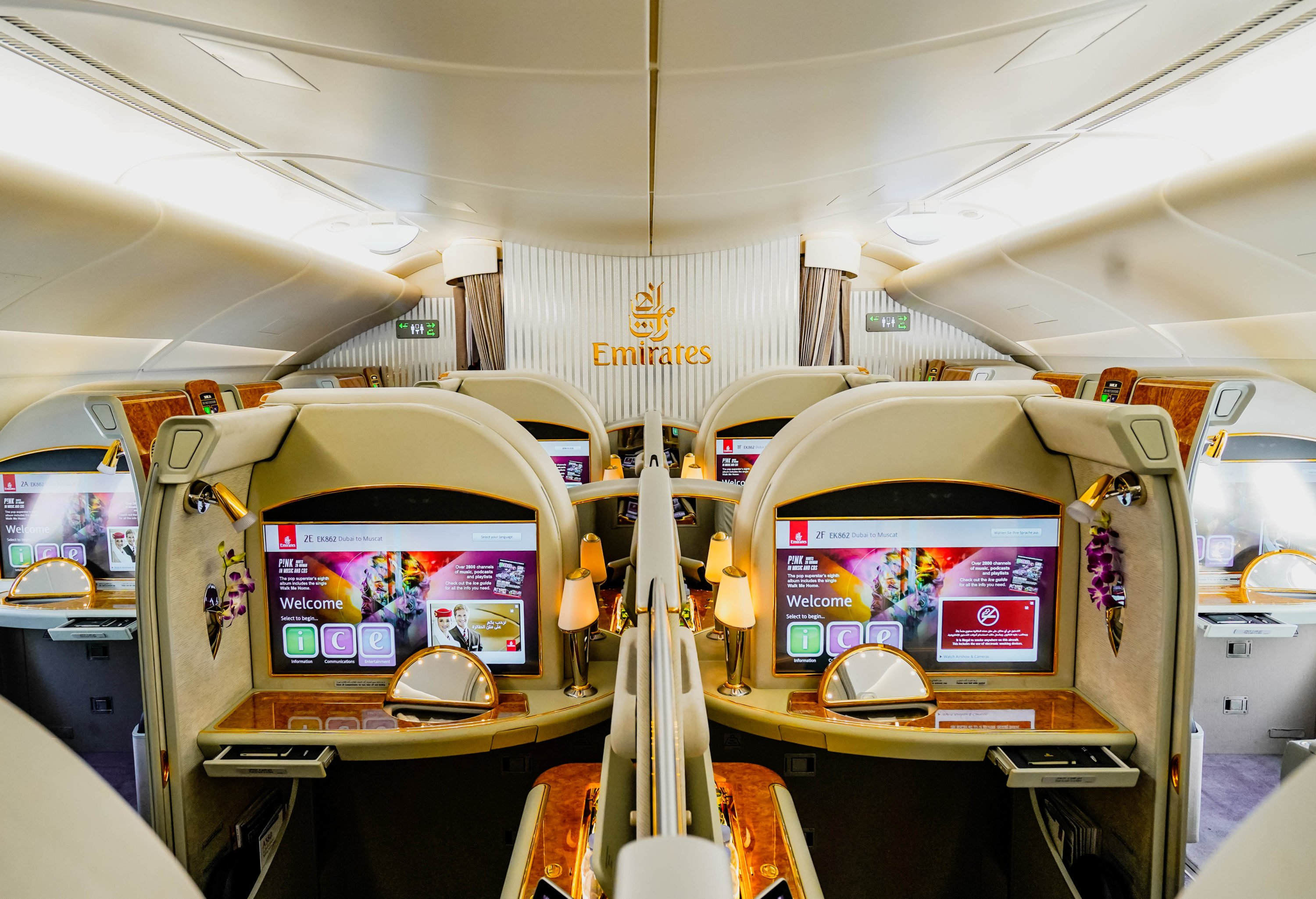 The 21 Best International First Class Airlines in the World ...