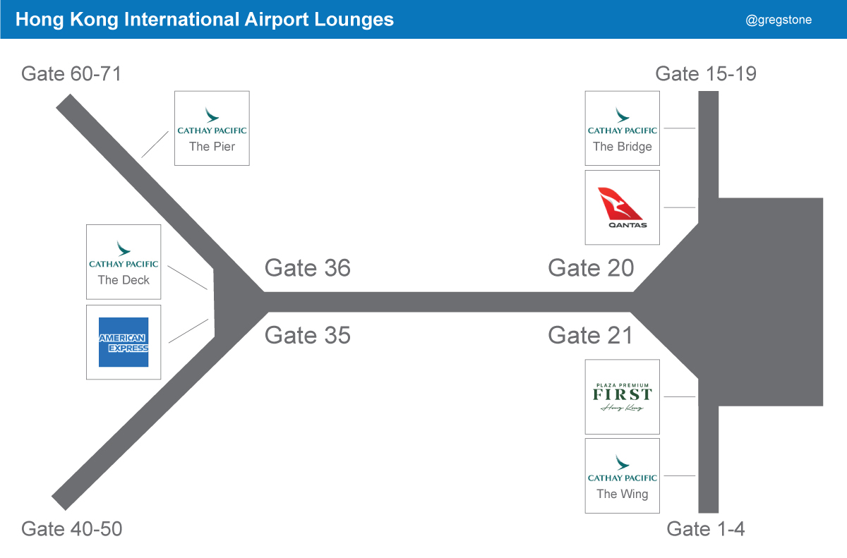 Hong Kong Airport Lounges: Maximizing 9hrs [The Pier, Wing ... Map Of Hong Kong Hotel Zone on zone map of philadelphia, zone map of united states, zone map of san francisco,