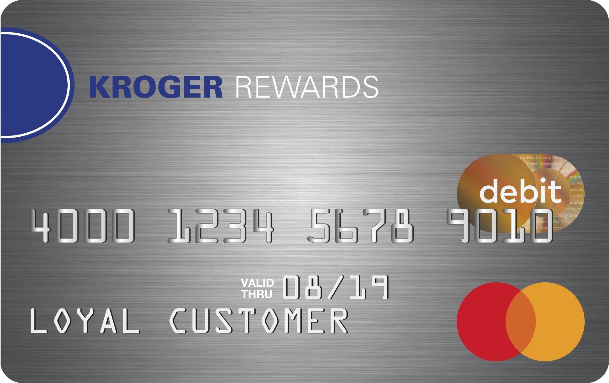 Kroger Rewards Prepaid Mastercard® Review