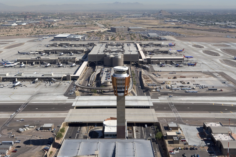 Phoenix Sky Harbor International Airport [PHX] - Terminal Guide