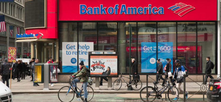 Bank of American New York