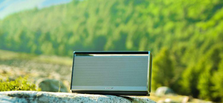 Portable Travel Speaker