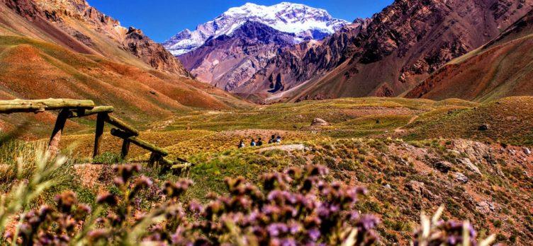 Aconcagua Park Mendoza Argentina