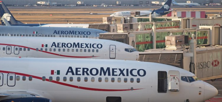 Aeromexico Planes