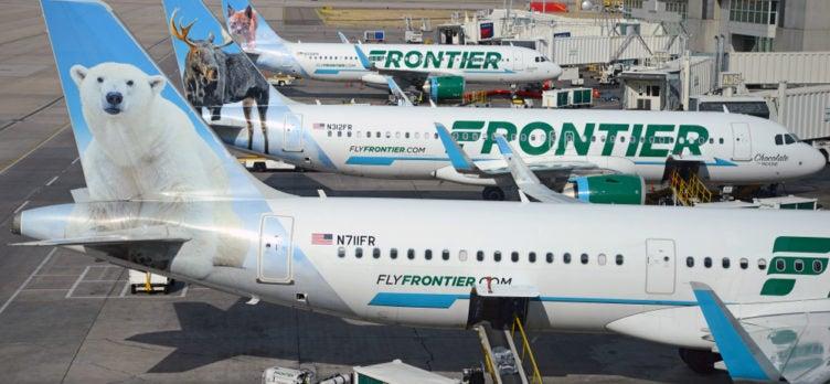 Frontier Planes