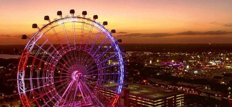 Icon Ferris Wheel Orlando
