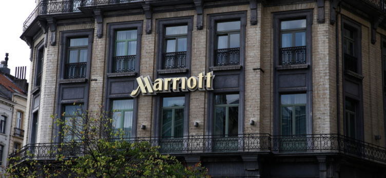 Marriott Hotel in Brussles, Belgium
